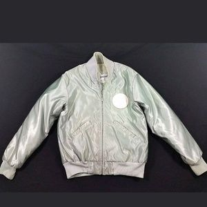Vintage 80's DeLong Nylon General Electric Jacket